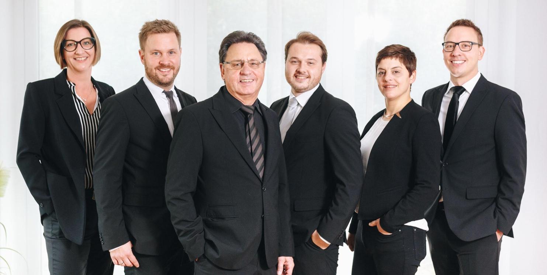 Team von Bestattungen Lohmann aus Gütersloh Oktober 2020